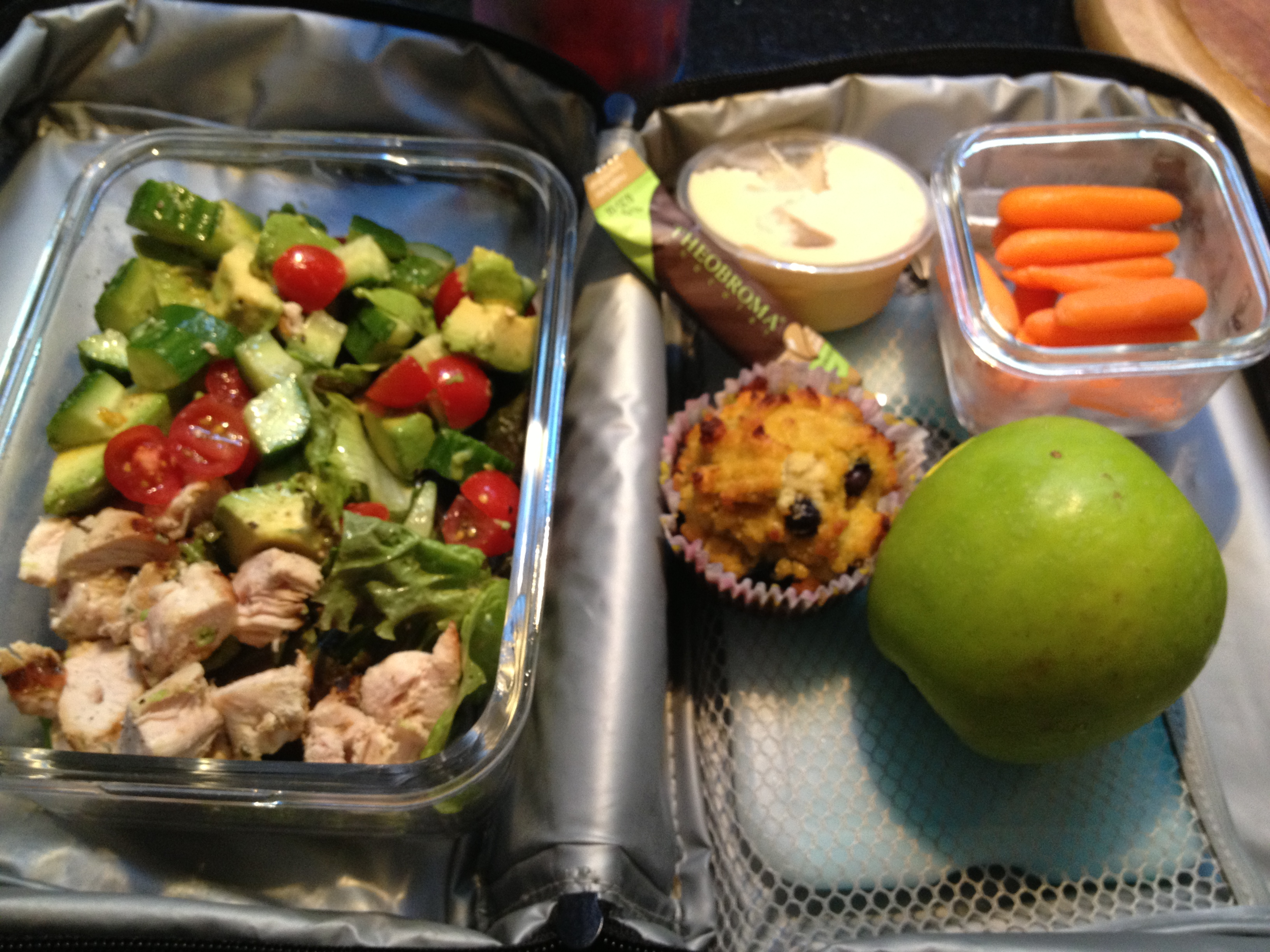 Whole Food Lunching!