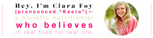 Ciara Foy About