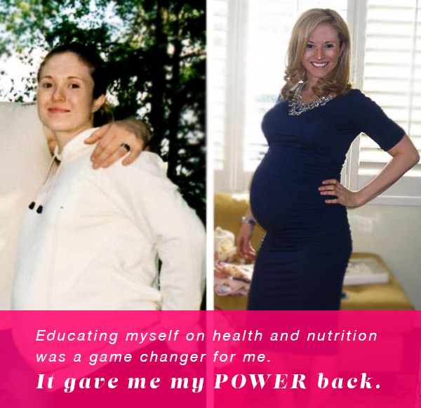 My Transformation from Junk Food Binges to Kale Loving Weight Loss Expert