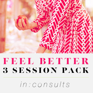 Ciara Foy Feel Better Sessions 3 pack Toronto