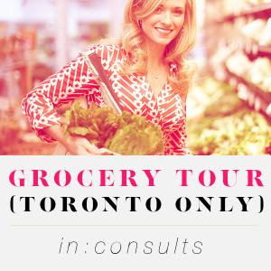 Ciara Foy Grocery Tour Toronto
