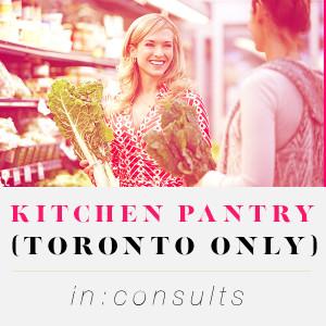 Ciara Foy Kitchen Pantry Raid Toronto