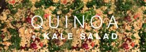 Ciara Foy Quinoa salad
