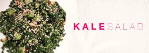 Ciara Foy Kale Salad