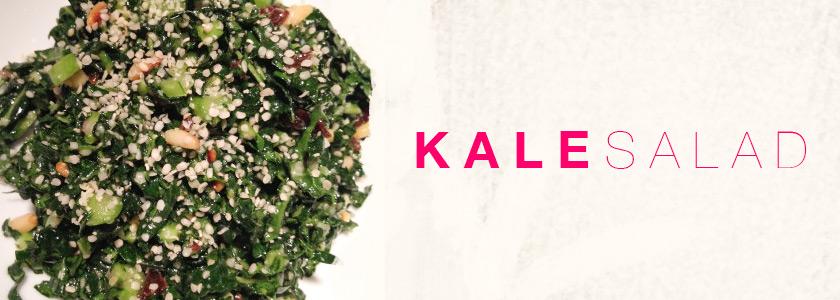 The Kale Salad that Converts!