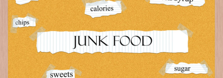Snacks Shouldn't Equal Junk Food!