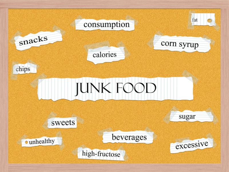 Snacks Shouldn't Equal Junk Food!
