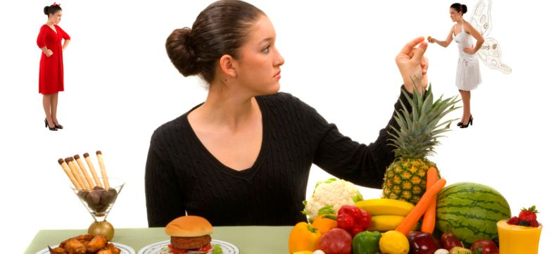 """Ditch the """"diet"""" mindset in 5 easy steps!"""