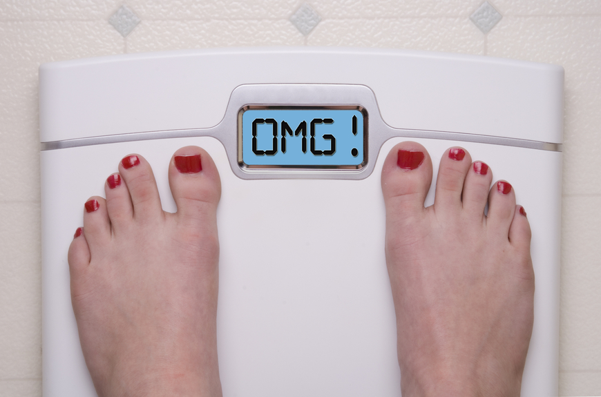 This is why your scale can't always be trusted! (Personal)