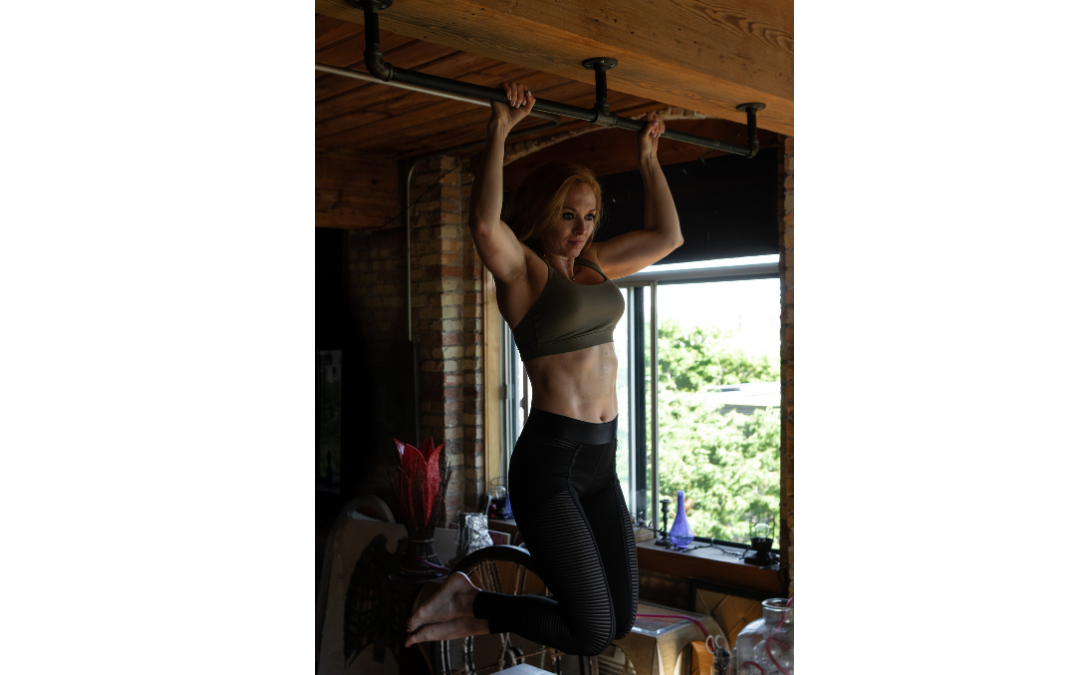 Building Muscle Mass For Women, Anti-Aging, Women's Health in Toronto