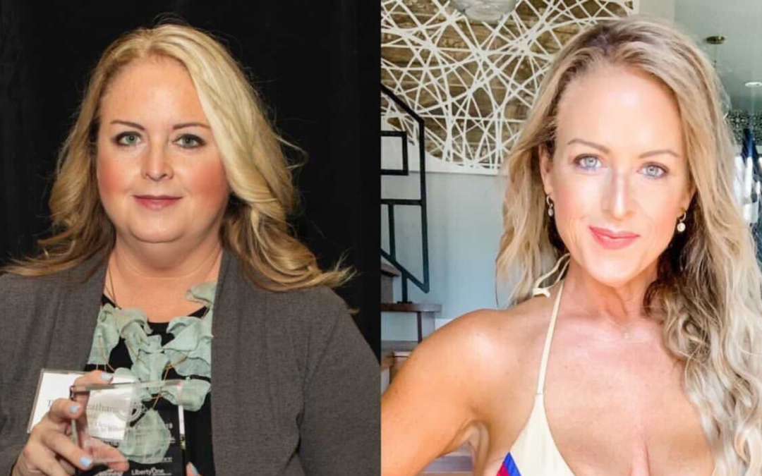 Podcast Episode 029: How A Busy Single Mom and CEO Lost 80 lbs During The Pandemic and Turned Her Health Around