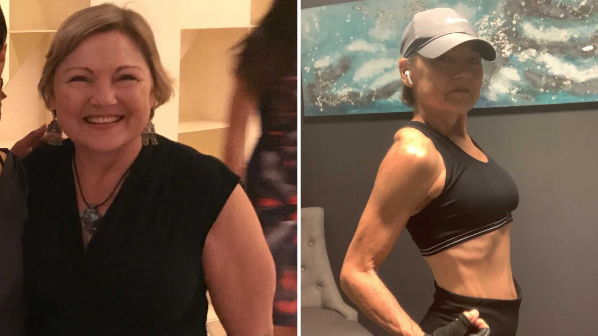 How This 64 Year Old Athlete Went From Multiple Organ Transplants To a Bikini Competition